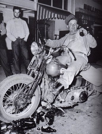 Early history of Hollister Motorcycle Rally via Gypsy Tour and American Motorcycle Association